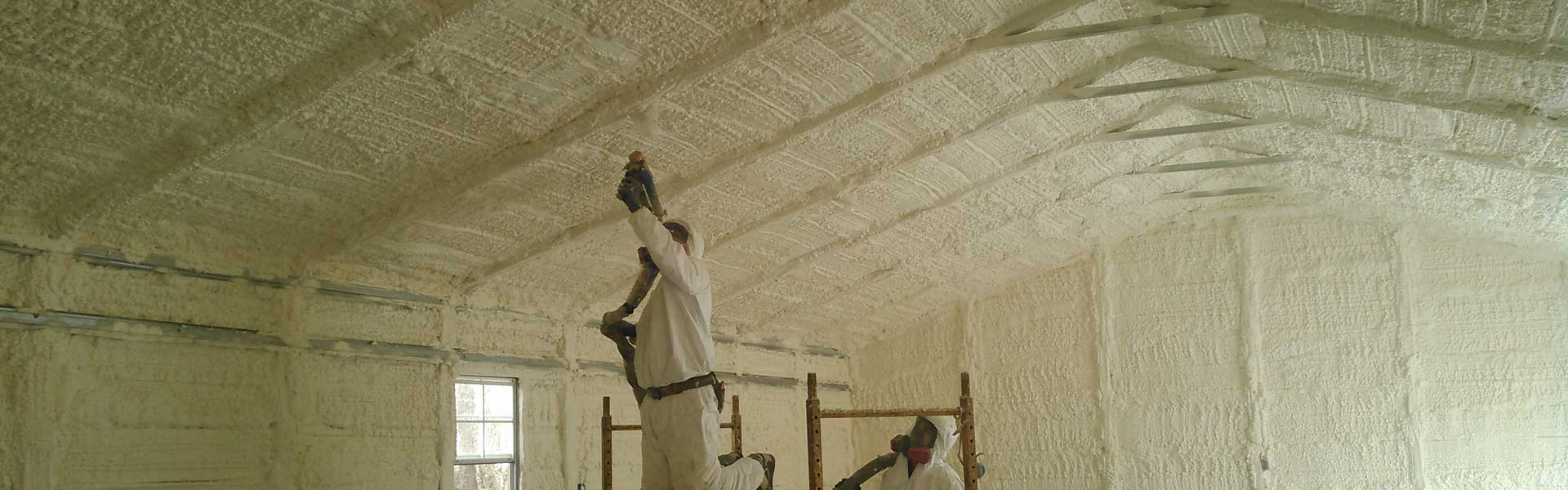 Spray Foam - Timco Insulation & Fireplaces