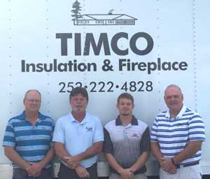 Timco Insulation & Fireplaces