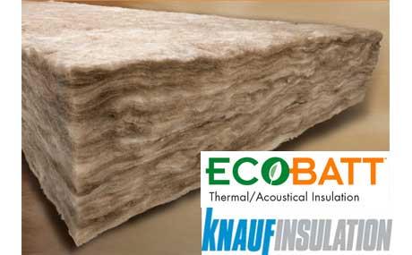ECOBATT - Timco Insulation & Fireplaces