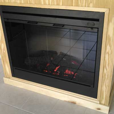 Electric Fireplaces - Timco Insulation & Fireplaces