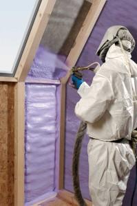 Spray foam insulation - Timco Insulation & Fireplaces